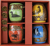 Wildlife Mug Gift Box Set