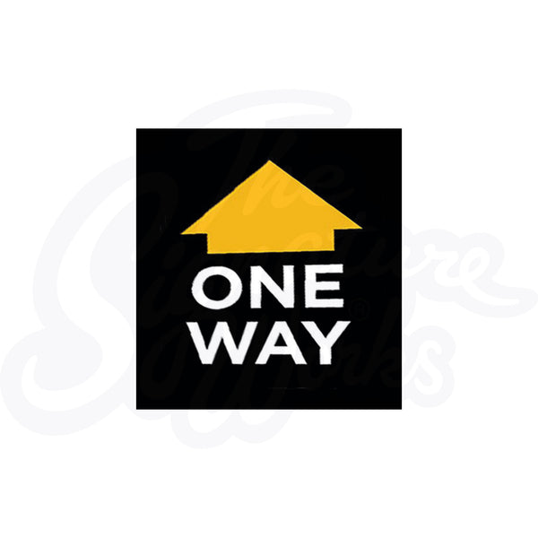 One Way Floor Markers (Pack of 10)