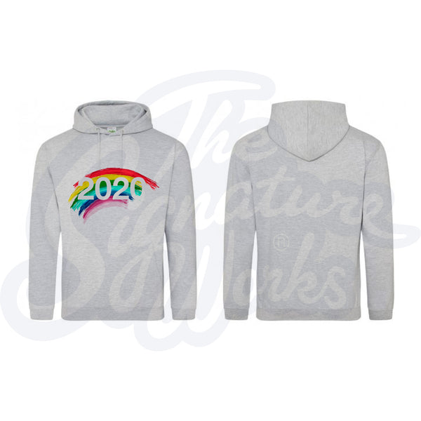Adult Rainbow Hoodies - 2020 Sweep