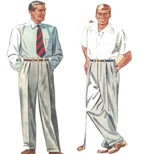 Vintage Sewing Patterns - Men & Boy's Pants Patterns - Vintage Sewing Pattern Company