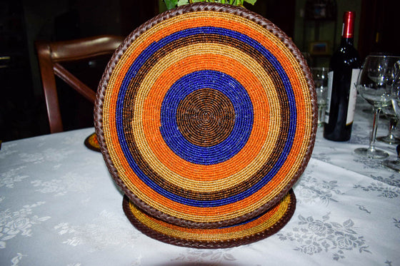 Buy Beaded Table Mats and Coasters