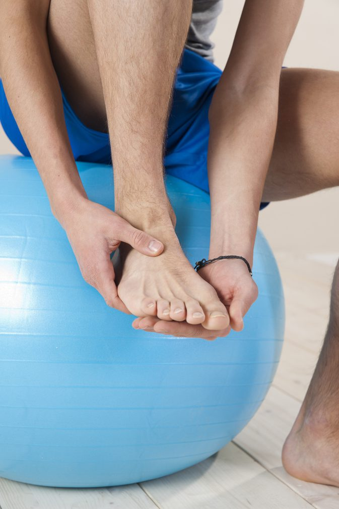 So...what is a metatarsal injury?