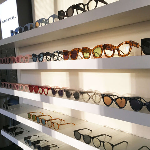 Various SUPERNORMAL Sunglasses / Glasses