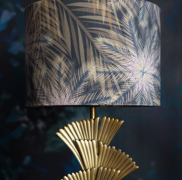 Rebecca J Mills exclusive home decor items lampshade