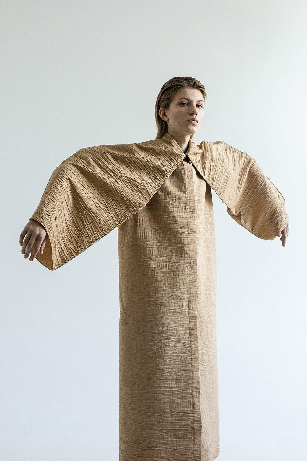 BOX 4-way Transforming Piece: Coat/Jumpsuit - The Clothing LoungeDZHUS