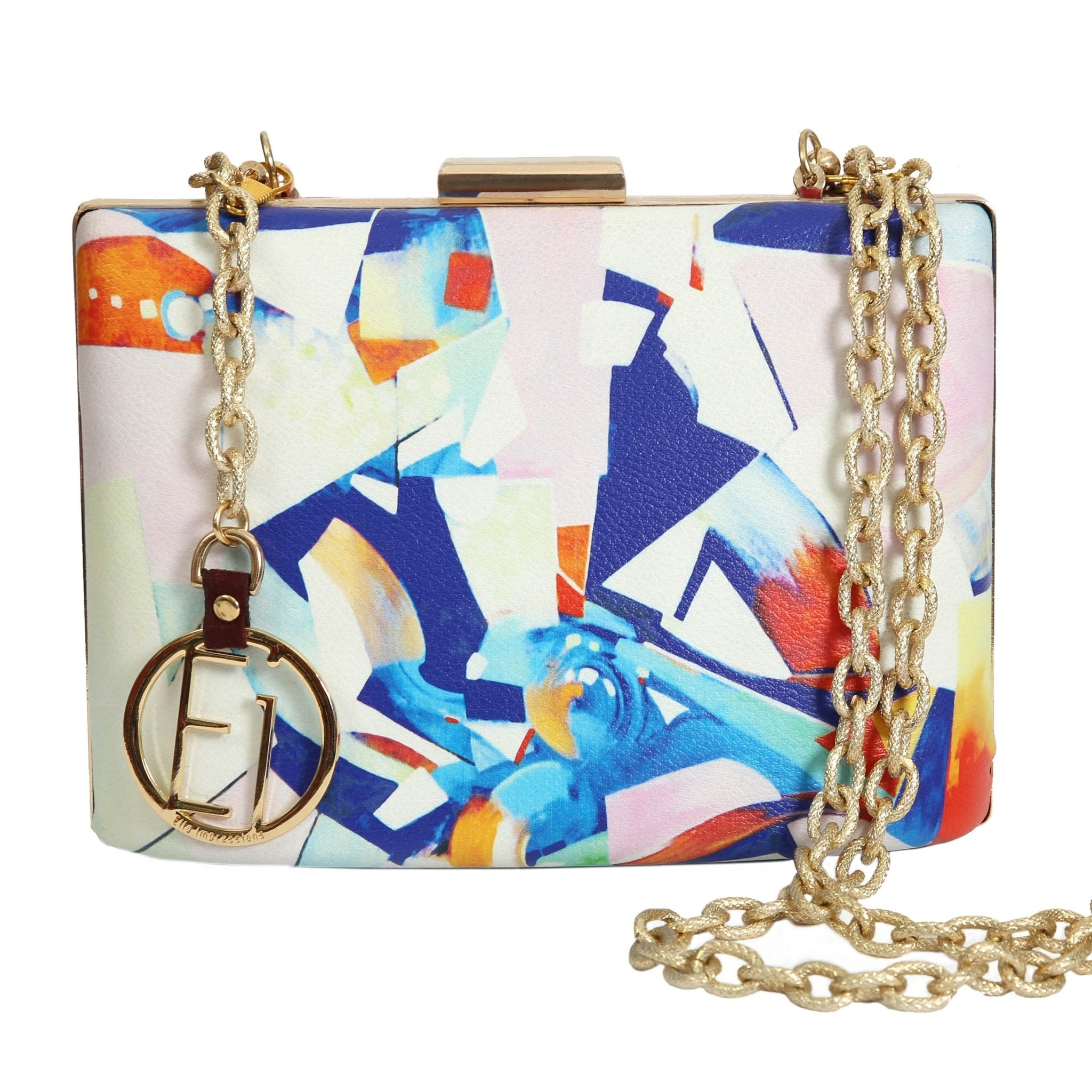 ENERGY-ART& DESIGN CLUTCH - The Clothing LoungeElla Impressions