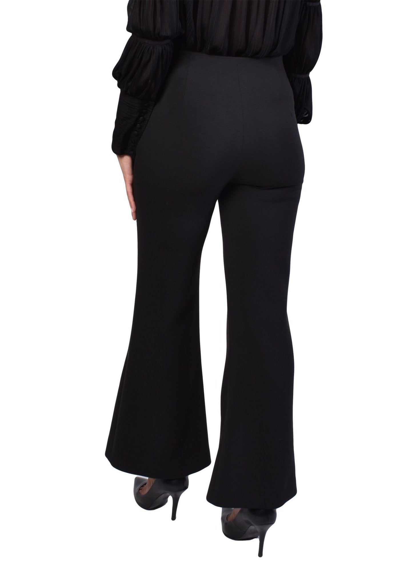 Front Split Pants - The Clothing LoungeNOPIN