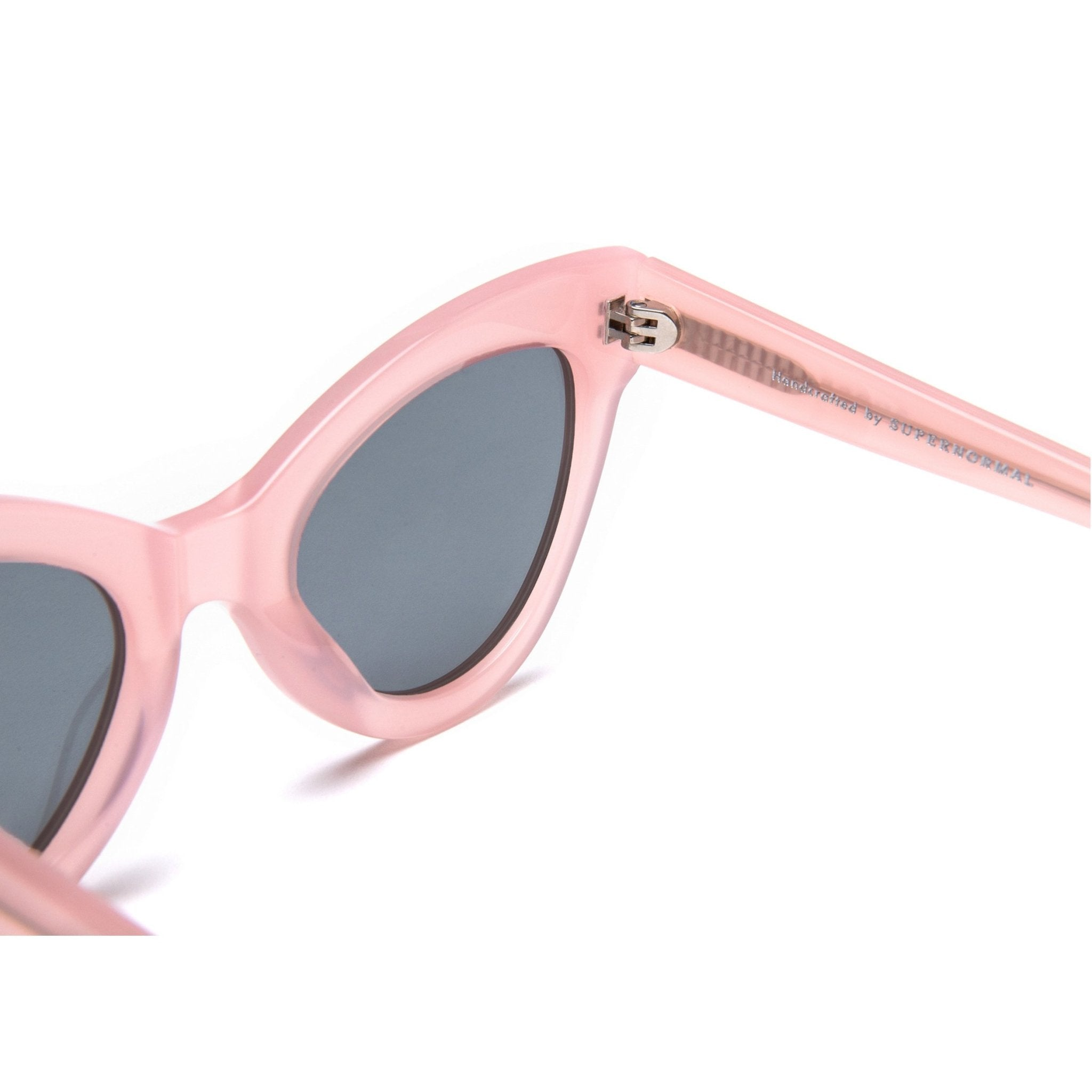 Magnetic Pink Frame Sunglasses - The Clothing LoungeSUPERNORMAL