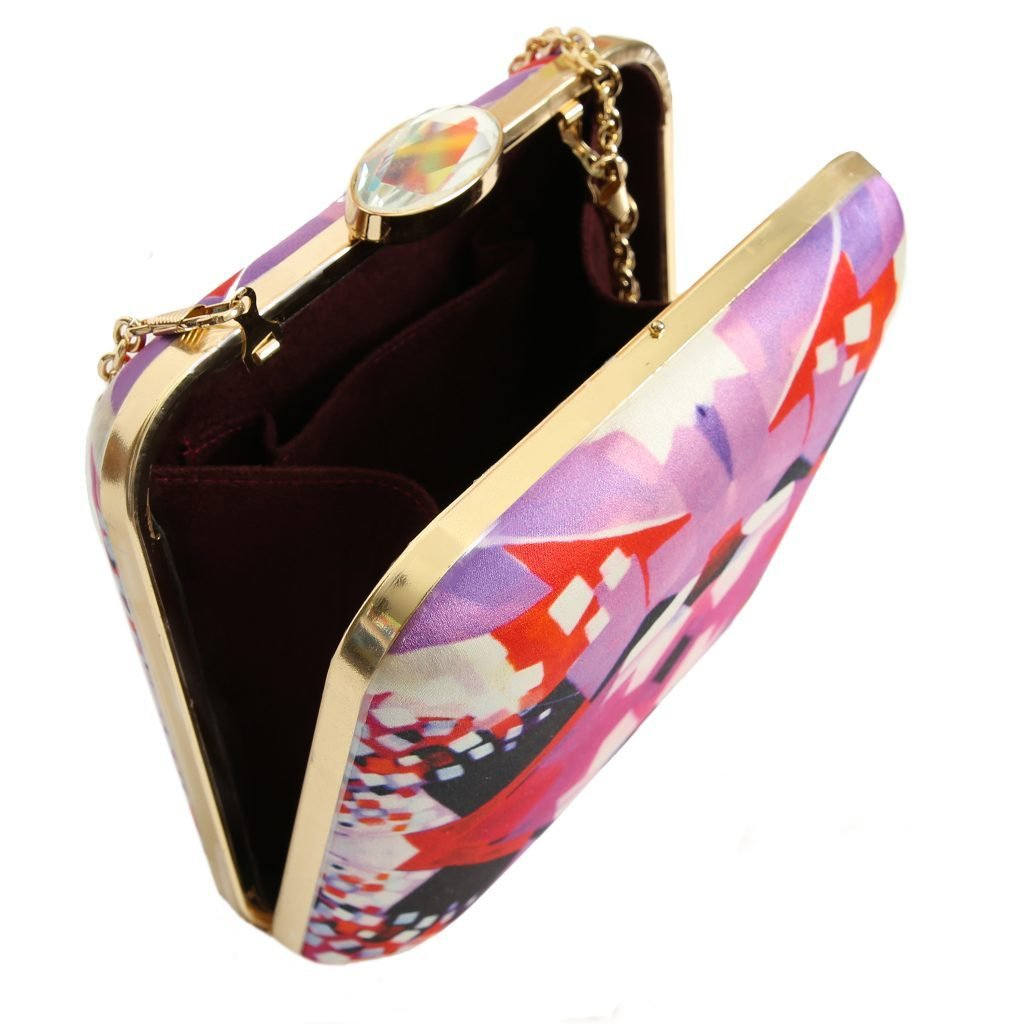 PASSION-ART DESIGN CLUTCH - The Clothing LoungeElla Impressions