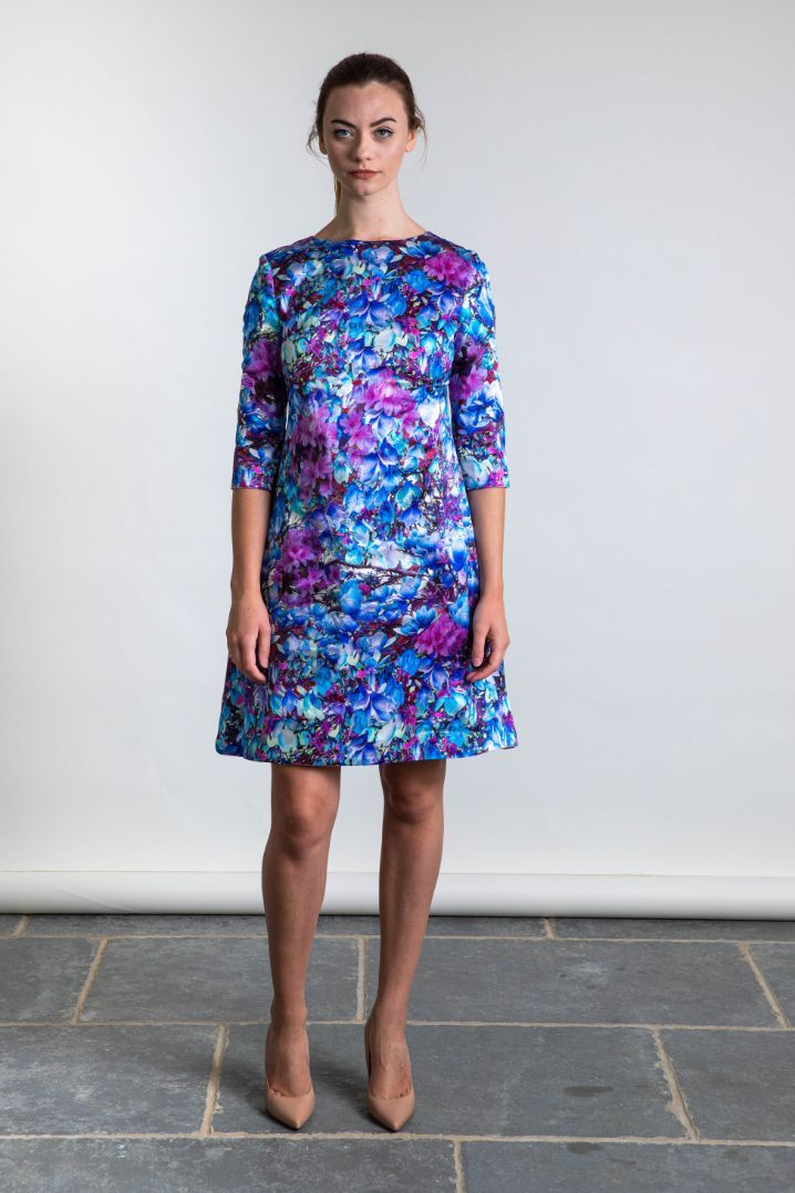 REVERSIBLE BETTY DRESS - ISABEL MANNS - The Clothing LoungeISABEL MANNS
