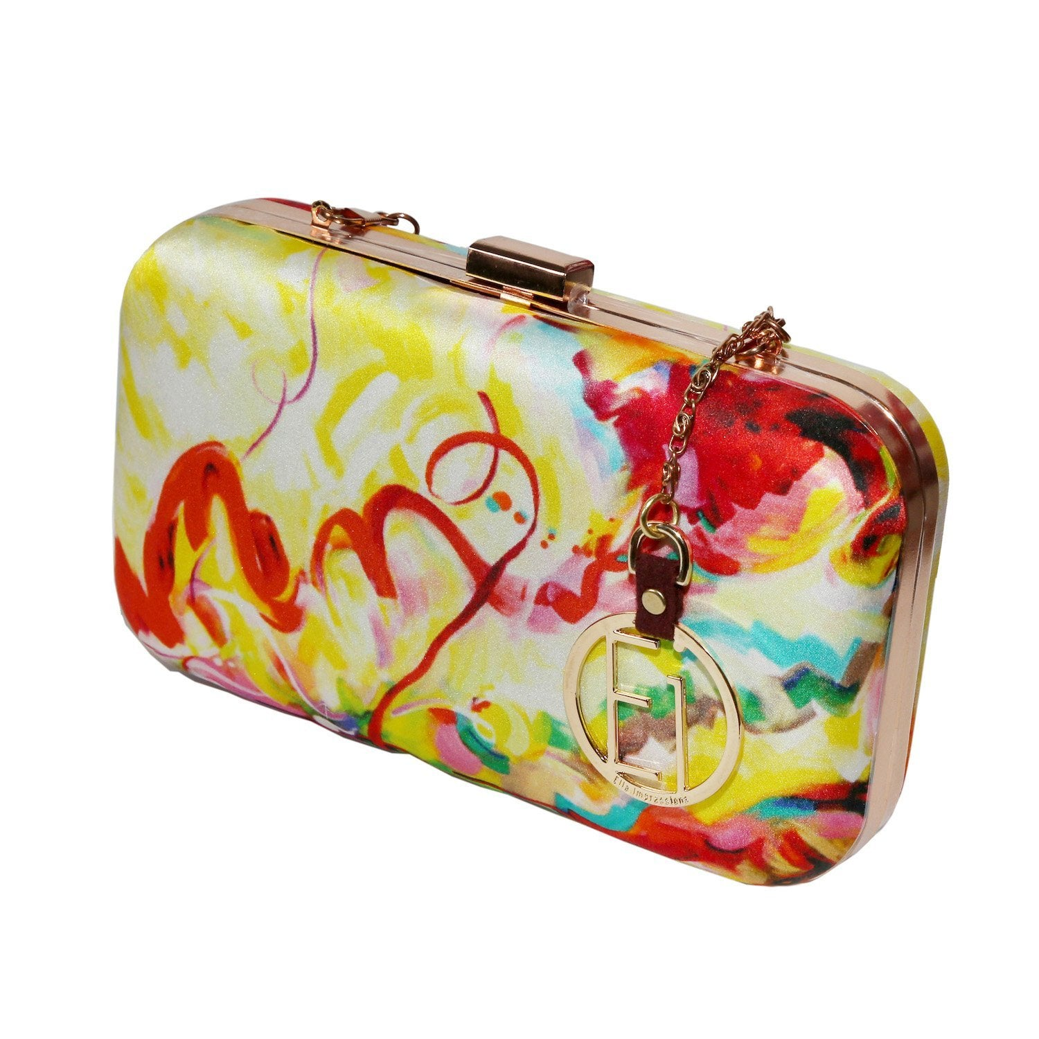 RUBELITE ART & DESIGN CLUTCH - The Clothing LoungeElla Impressions