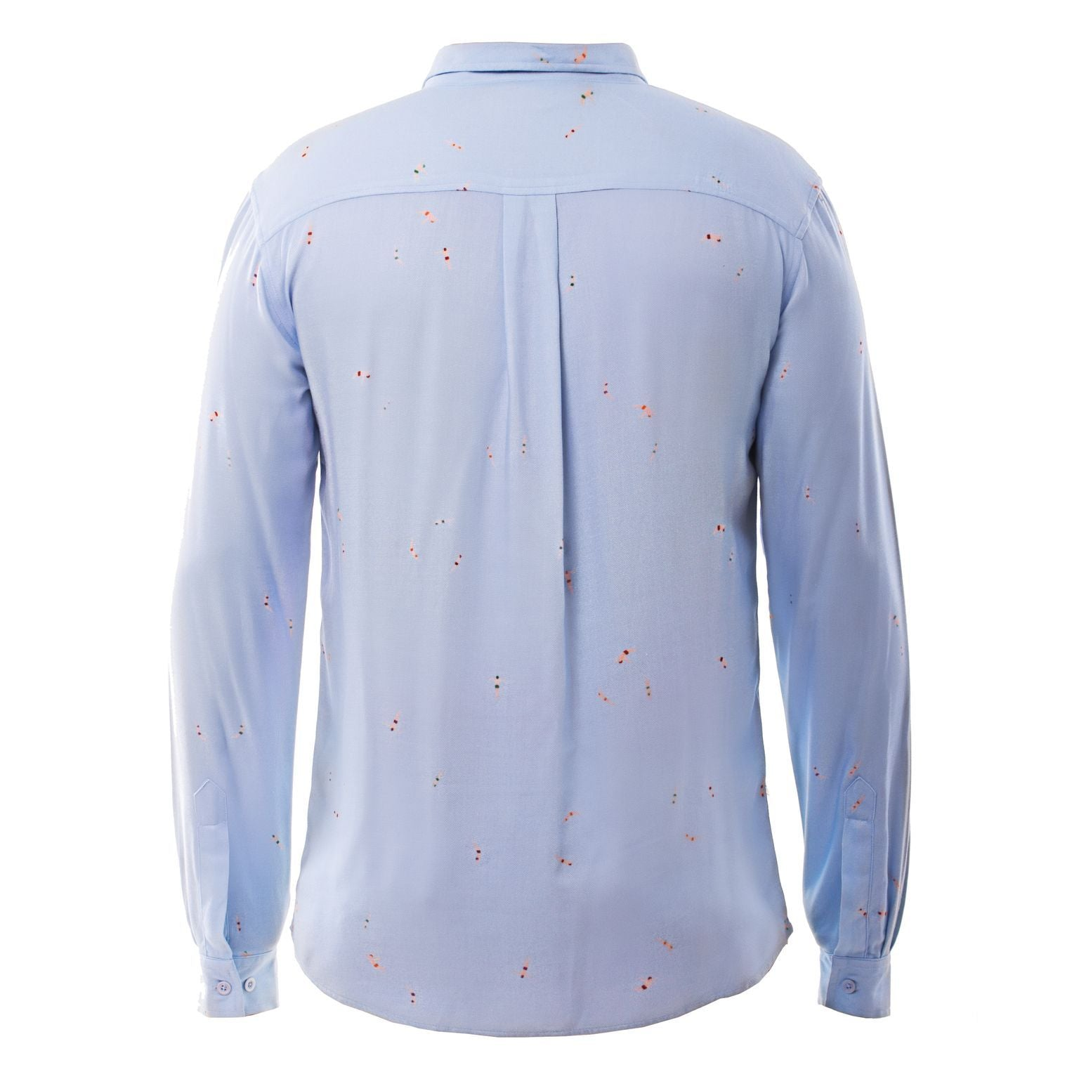Viscose Printed Diver Shirt - The Clothing LoungeWIINO