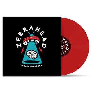 "Brain Invaders - 12"" Vinyl"