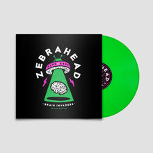 "Load image into Gallery viewer, Brain Invaders - Deluxe Edition - 12"" Vinyl"