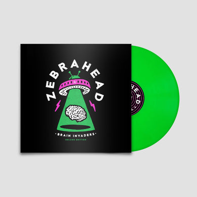 "Brain Invaders - Deluxe Edition - 12"" Vinyl"