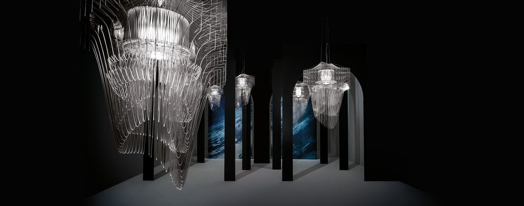 Aria Transparent by Zaha Hadid