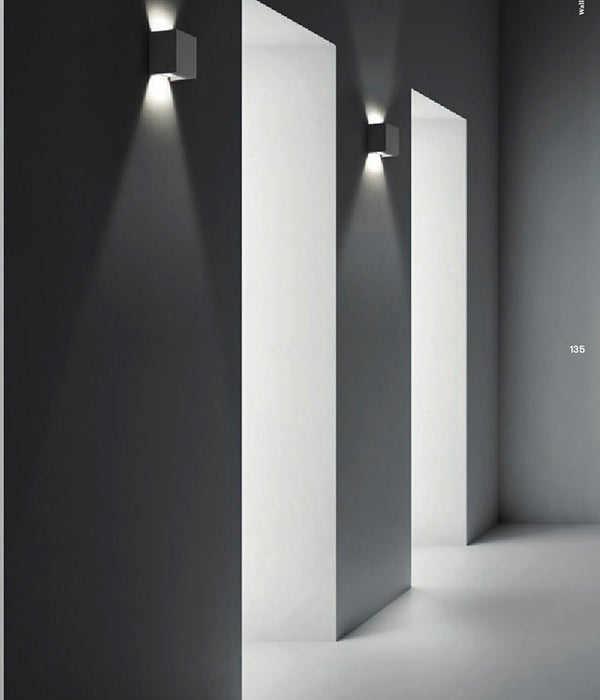 Aplique De Pared Led34