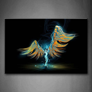 Artistic Abstract Like A Nerved People Wall Art Painting The Picture Print On Canvas Abstract Pictures For Home Decor Decoration Gift