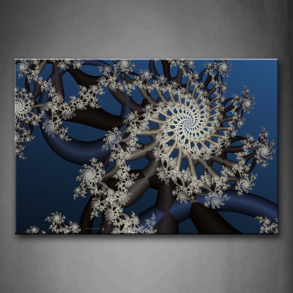 Beautiful Things Like Snowflakes In Winter Wall Art Painting Pictures Print On Canvas City The Picture For Home Modern Decoration