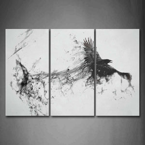 Artistic Eagle  Wall Art Painting Pictures Print On Canvas Animal The Picture For Home Modern Decoration