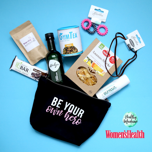 Special Limited Edition Women's Health & Healthy Madame - Be your Own Hero
