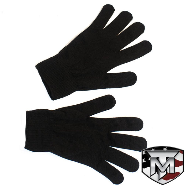 Glove Liners keep your hands warm and dry.