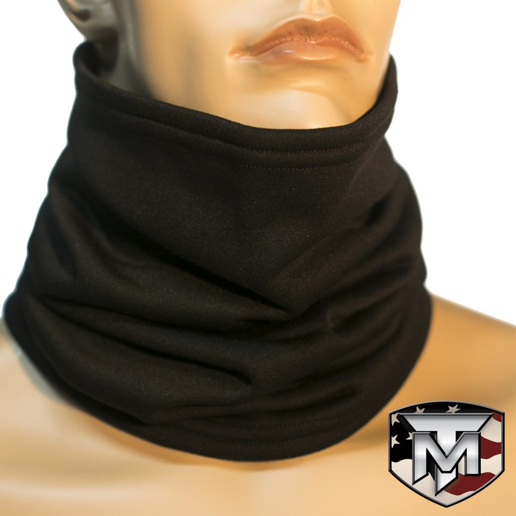 Neck Gaiter by Military Thermals keeps your neck warmer
