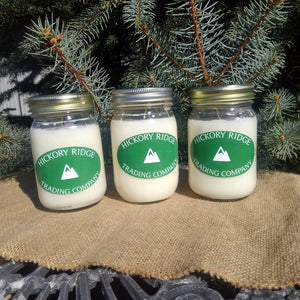 Natural based soy candles gives you a clean burn.