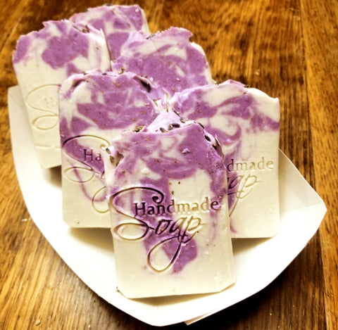 Lavender Oatmeal Milk & Honey Soap