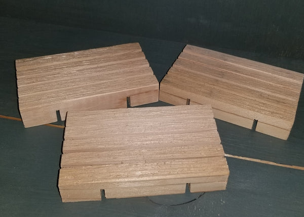 Cedar wood Soap Holder