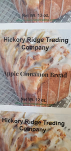 Apple Cinnamon Bread