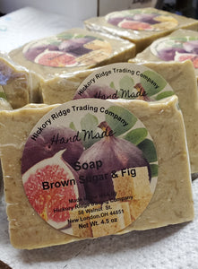 Brown Sugar & Fig Soap