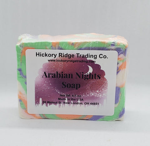Arabian Nights Soap