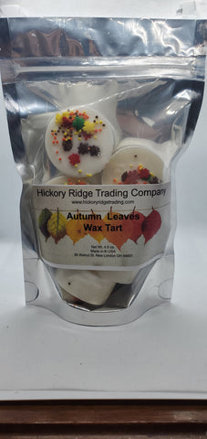 Autumn Leaves Wax Tart