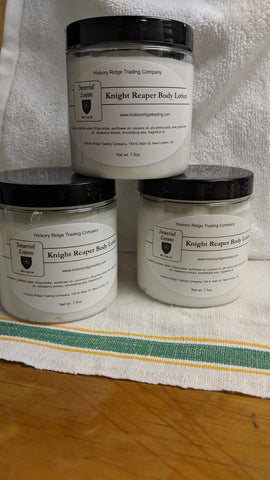 Knight Reaper Body Lotion