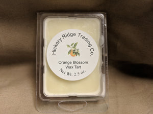 Orange Blossom Wax Tart