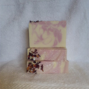 Blackberry & Vanilla Soap