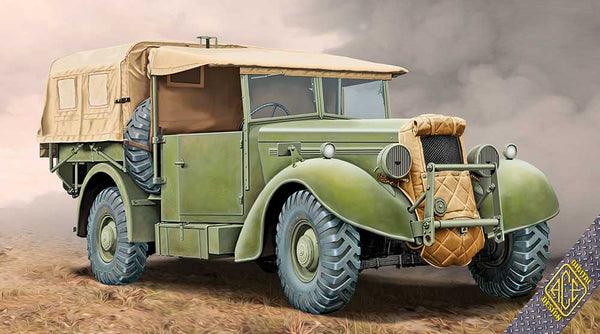 ACE Model 1/72 Super Snipe Lorry 8cwt (FFW - Fitted For Wireless) ACE 72552