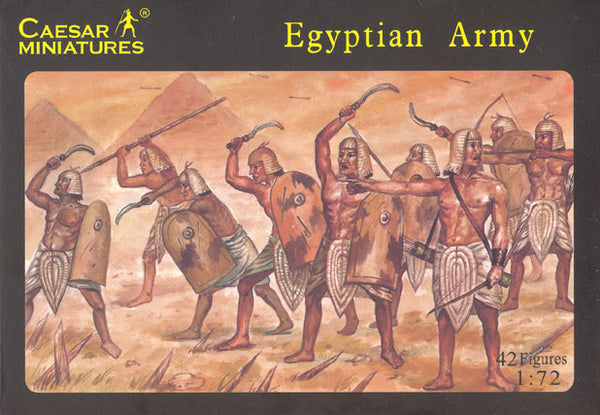 Caesar Miniatures #009 1/72 Egyptian Army