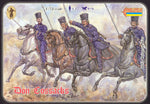 Strelets-R 1/72 052 Crimean Don Cossacks Crimean War Plastic Figures