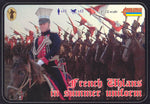 Strelets-R 1/72 French Uhlans in summer uniform Napoleonic Wars Plastic Figures Strelets-R 102
