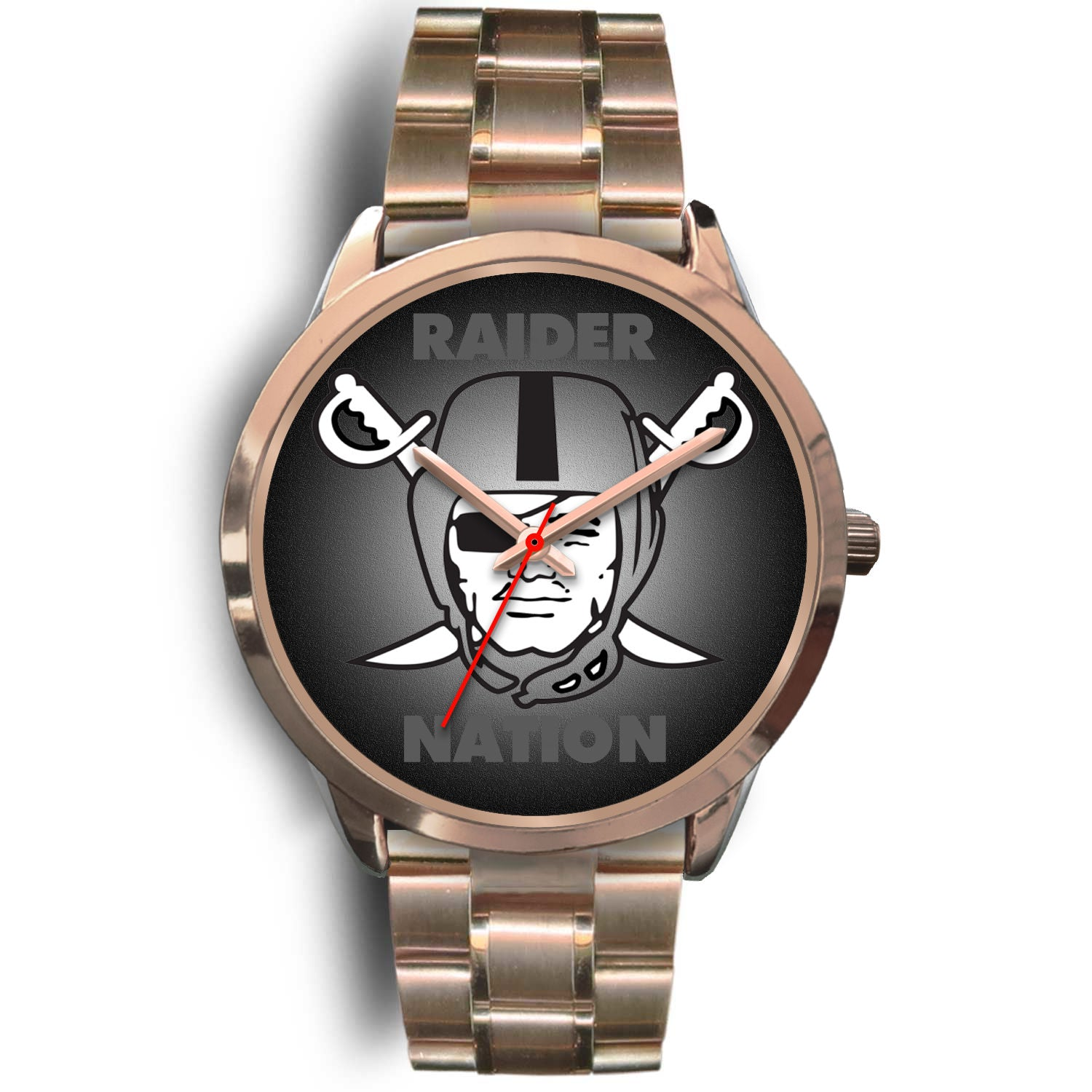 Raider Nation Rose Gold