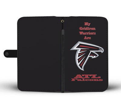 My Gridiron Warriors Are Falcons