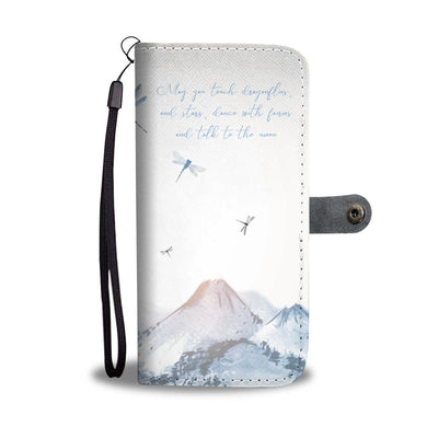 Dragonfly Wallet Phone Case