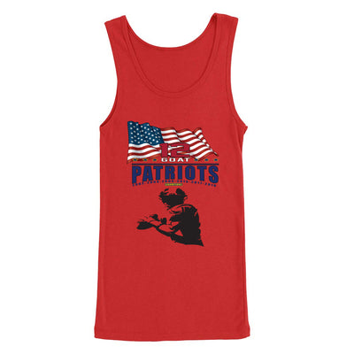 The GOAT and Patriots Women's Tank Top