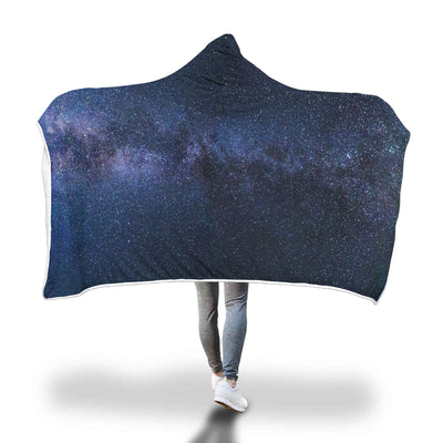 Starry Night Hooded Blanket