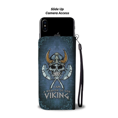 Viking Wallet Phone Case