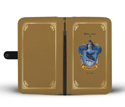 Bronze Ravenclaw Wallet Phone Case