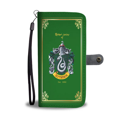 Slytherin Wallet Phone Case