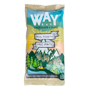 Way Bar 60 gr. 16 unidades - Wild Foods